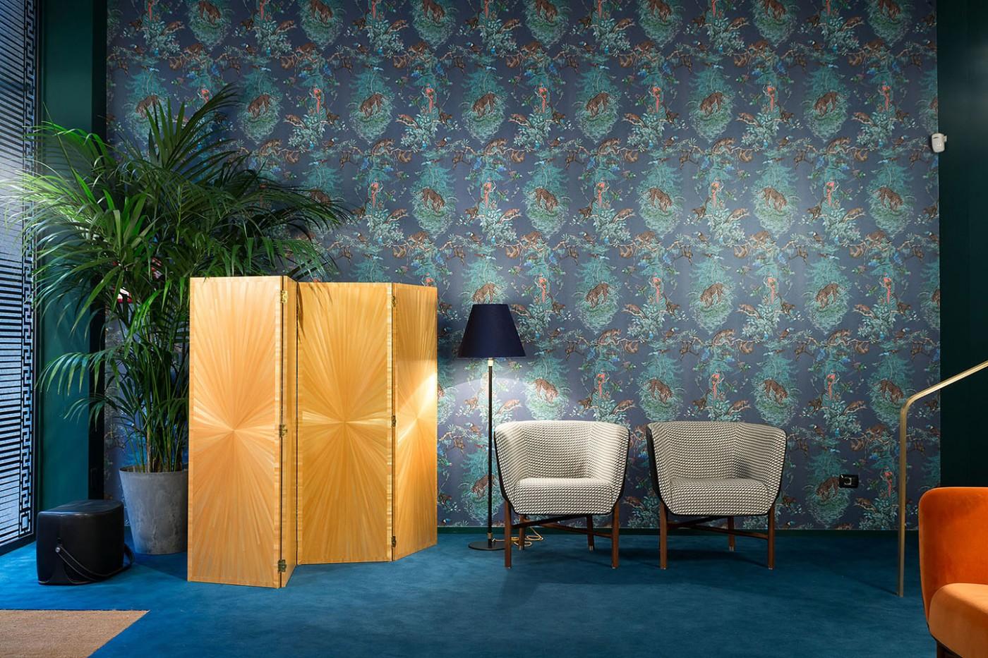 Herm s maison showroom milan dimorestudio for Maison hermes