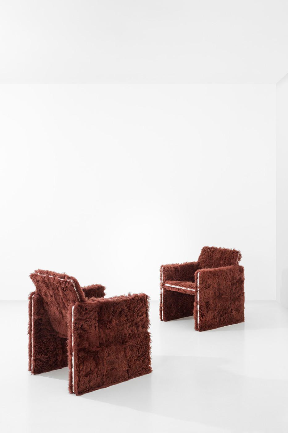 Poltrona Studio.Seating Dimorestudio