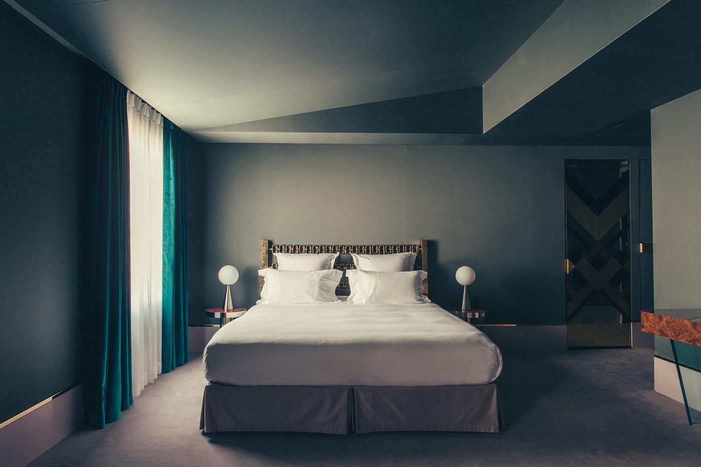 Hotel saint marc paris dimorestudio for Hotel design paris 9