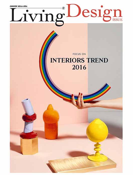 Corriere della sera design october 2016 dimorestudio for Design seminterrato non finito