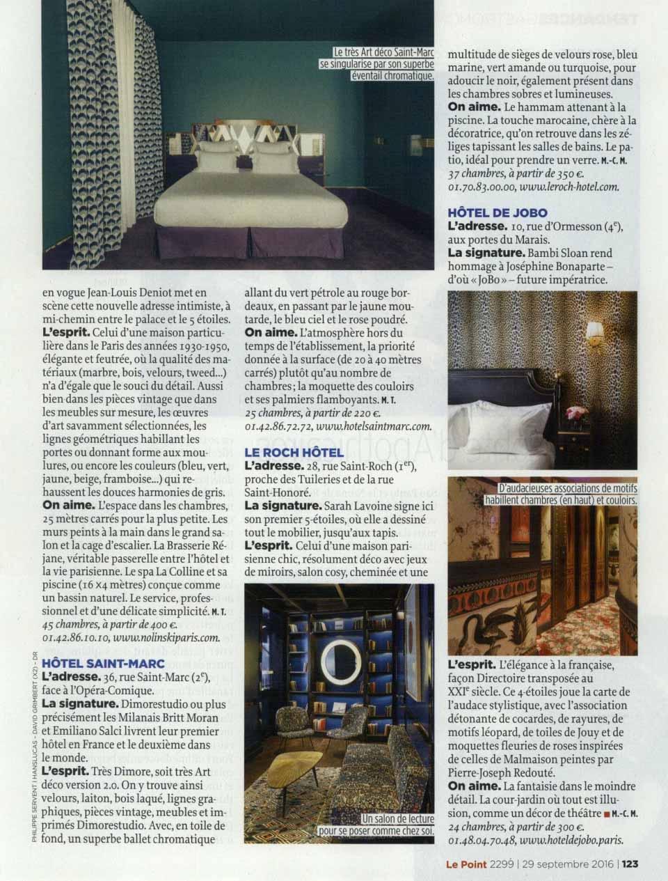 le point october 2016 dimorestudio. Black Bedroom Furniture Sets. Home Design Ideas