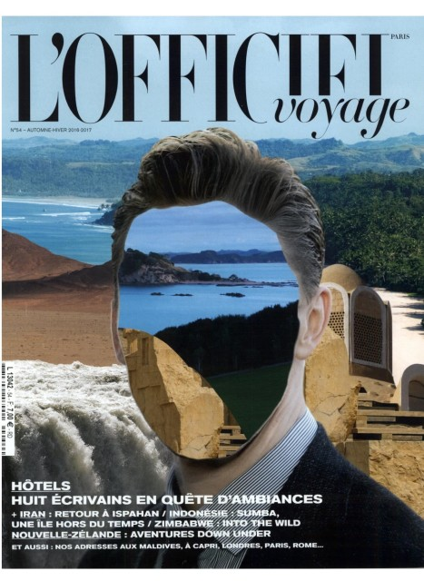 L'OFFICIEL VOYAGE SPAIN Magazine No.4 Spring Summer 2017