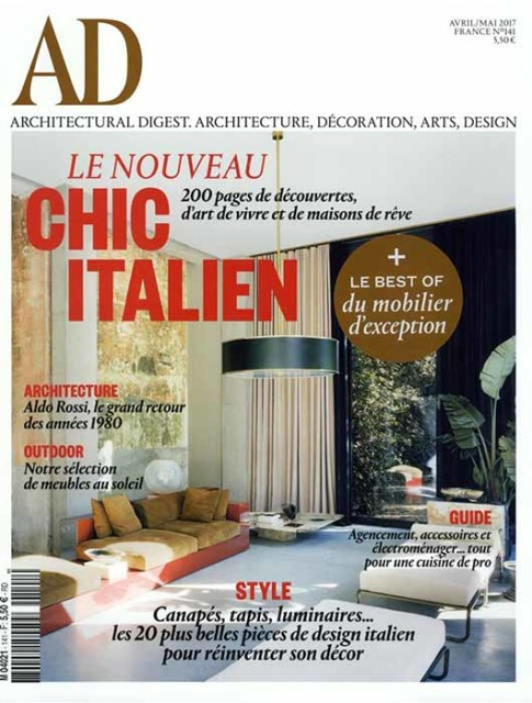 Magazine deco cuisine pris du0027une cuisine de style for Magazine deco idees