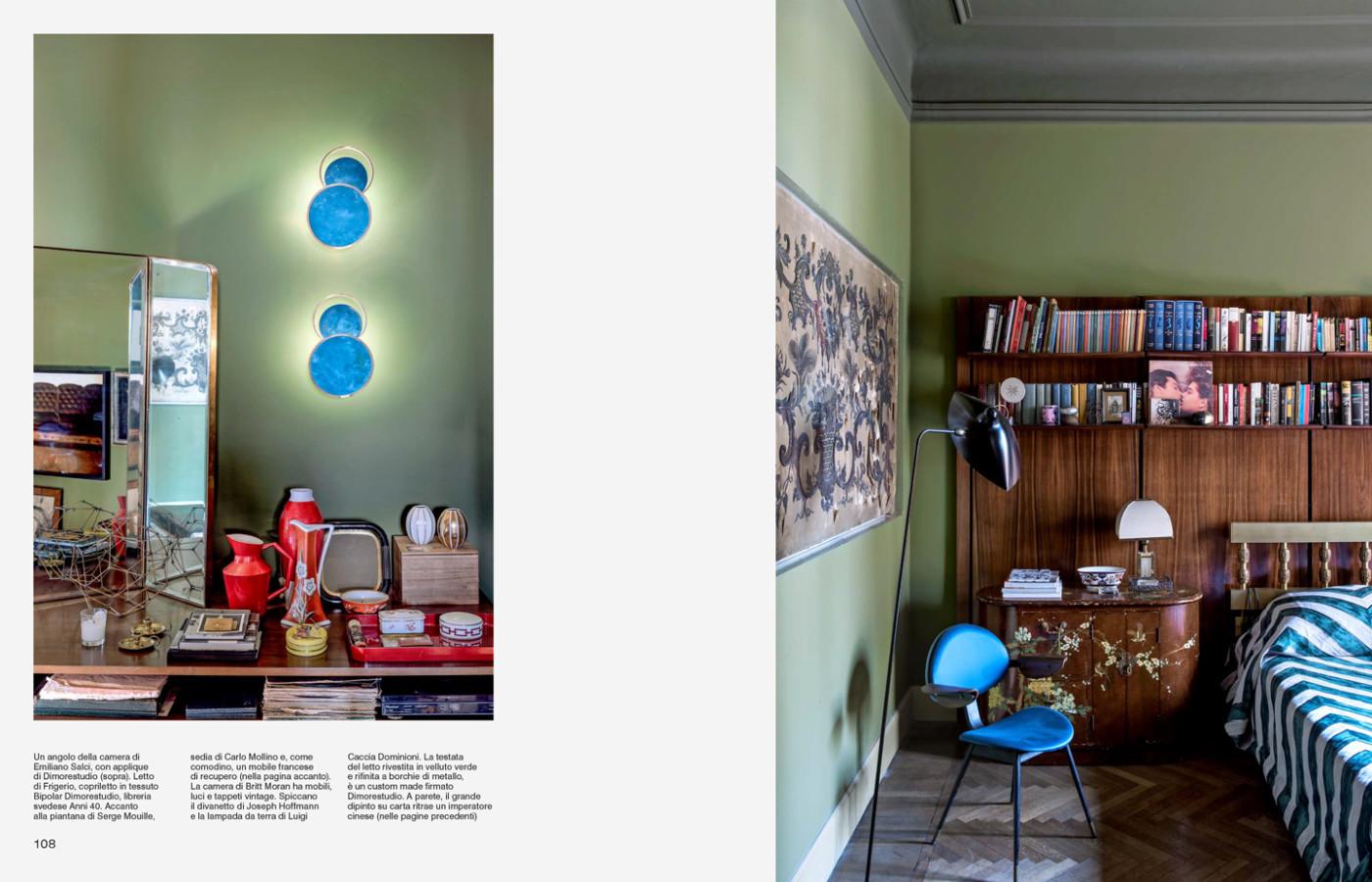 Lampada Da Studio Design living collection, nov 2018 - dimorestudio